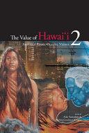 The Value of Hawai  i 2