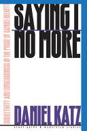 Saying I No More