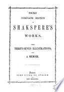 Dicks Complete Edition Of Shakspere S Works Book PDF