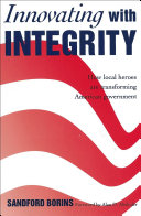 Innovating With Integrity