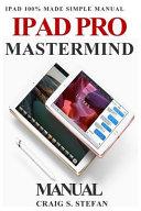 Ipad Pro Mastermind Manual