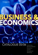 Business and Economics Cat 2005/06