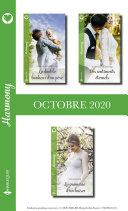 Pack mensuel Harmony : 3 romans (Octobre 2020) Pdf/ePub eBook