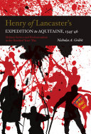 Henry of Lancaster s Expedition to Aquitaine  1345 1346
