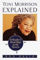 Toni Morrison Explained