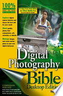 Digital Photography Bible Book PDF