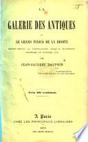 La Galerie des antiques  ou le Grand fiasco de la droite revue depuis la capitulation jusqu au manifeste Chambord  27 octobre 1873