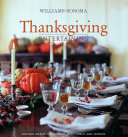 Williams Sonoma Entertaining  Thanksgiving Entertaining