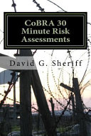 Cobra 30 Minute Risk Assessments