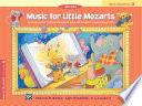 Music for Little Mozarts  Music Workbook 1 Book PDF