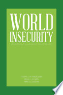World Insecurity