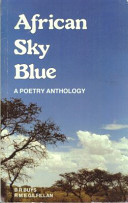 Books - African Sky Blue | ISBN 9780636005266