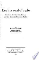 Archiv für Rechts- und Sozialphilosophie. Beiheft