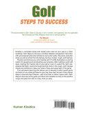 Golf: Steps to Success, 2E