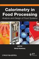 Calorimetry in Food Processing