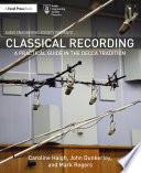 Classical Recording
