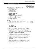 Foodservice Operators Guide