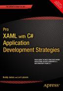Pro XAML with C