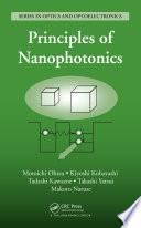 Principles of Nanophotonics