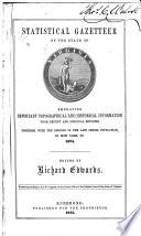 Statistical Gazetteer Of The State Of Virginia