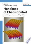 Handbook of Chaos Control Book