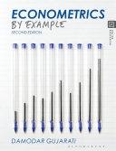 Cover of Econometrics by Example