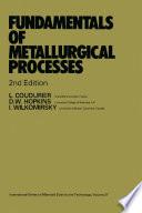 Fundamentals Of Metallurgical Processes Book PDF
