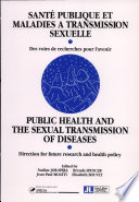 Public Health and the Sexual Transmission of Diseases Book