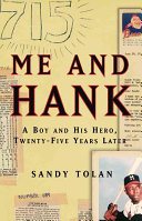 Me and Hank Book