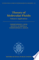Theory of Molecular Fluids 2