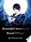 Beautiful Scenery of Rural Village Book PDF