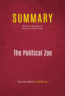 Summary: The Political Zoo - Michael Savage: The Animals of ...