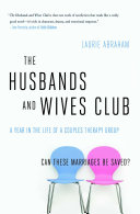 The Husbands and Wives Club: A Year in the Life of a Couples Therapy ...