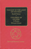 Pdf The East in the Light of the West and Children of Lucifer