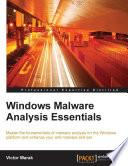 Windows Malware Analysis Essentials