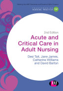 Acute and Critical Care in Adult Nursing