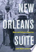 New Orleans Suite Book