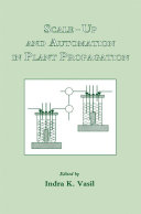 Scale-Up and Automation in Plant Propagation