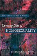 Coming Out of Homosexuality [Pdf/ePub] eBook