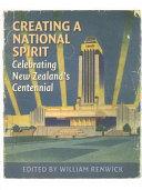 Creating a National Spirit