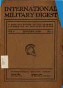 International Military Digest
