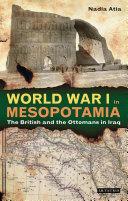 Pdf World War I in Mesopotamia Telecharger