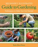 Beginner's Illustrated Guide to Gardening Pdf/ePub eBook