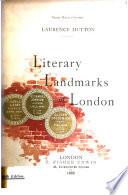 Literary Landmarks of London