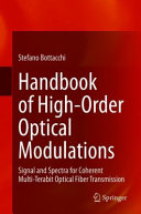 Handbook of High-Order Optical Modulations
