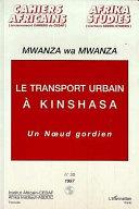 Le transport urbain à Kinshasa [Pdf/ePub] eBook