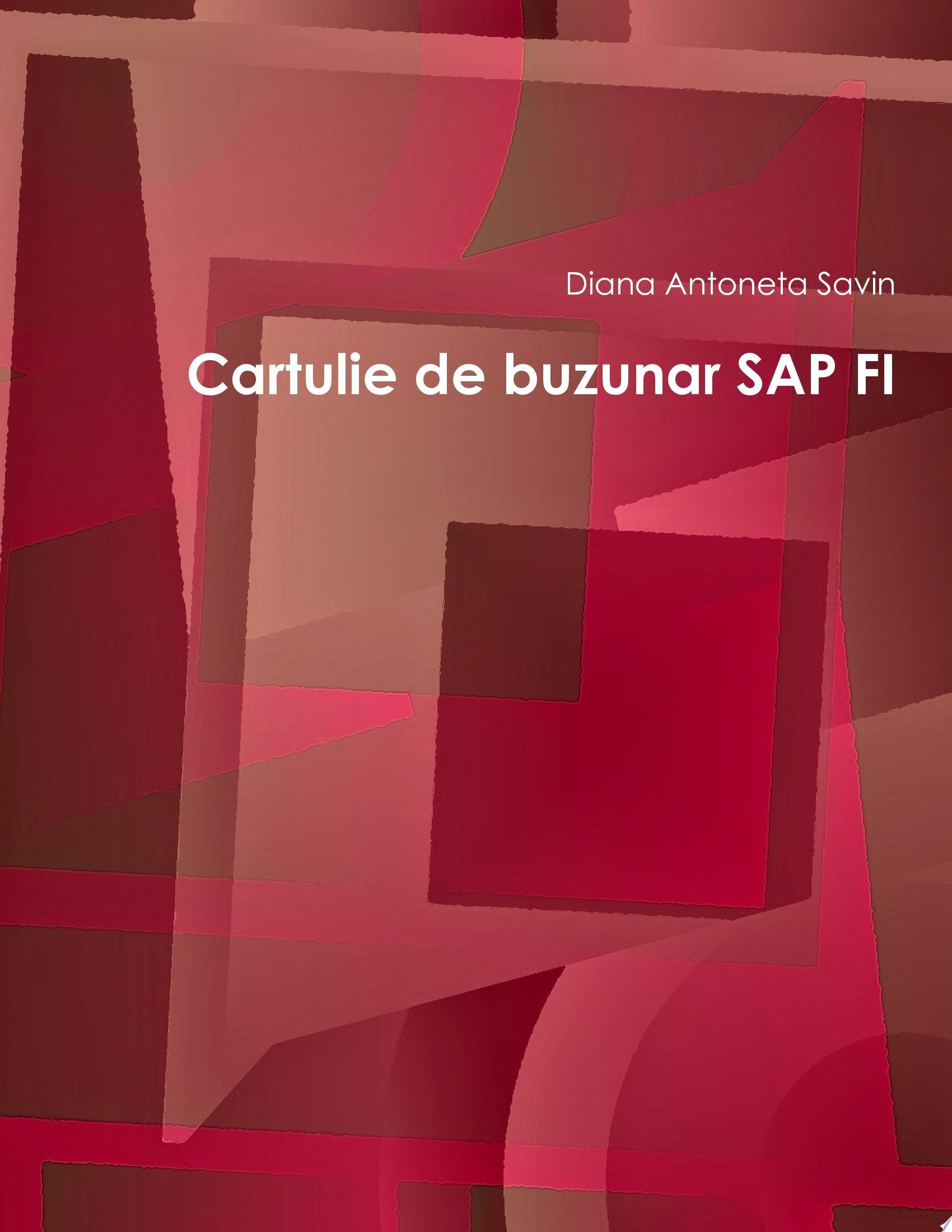Cartulie de buzunar SAP FI