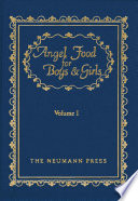 Angel Food for Boys and Girls  Volume 1