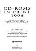 CD ROMs in Print