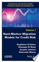 Semi Markov Migration Models for Credit Risk Book